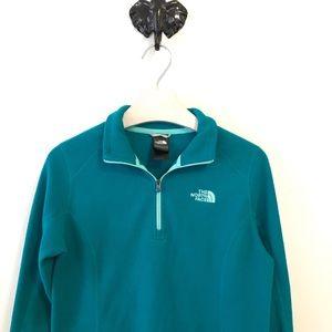 The North Face Pullover Sweatshirt Fleece Small